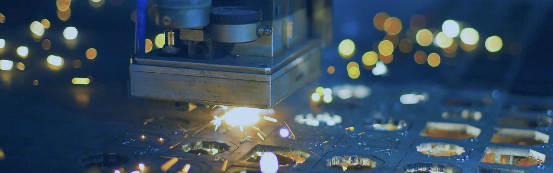 Stanz- und Laserteile
