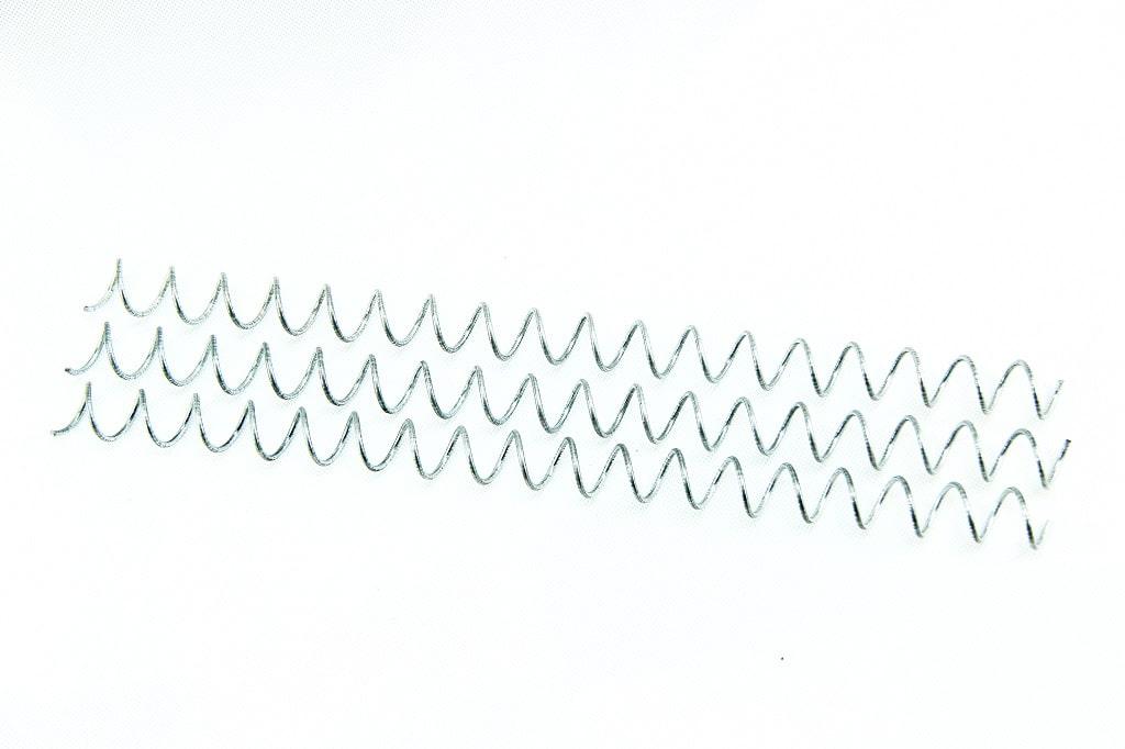 Drahtspiralen